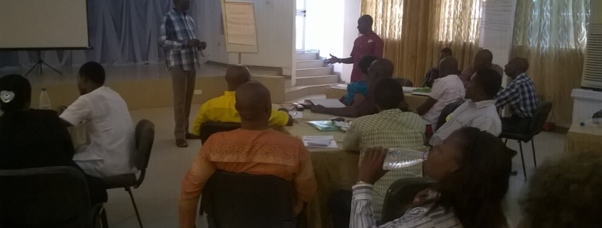 Training of Service Provider (ICBS) and Extension Agents in Calabar by USAID MARKETS II on 30th – 31st of March, 2017