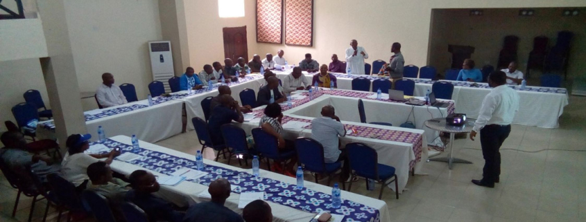 Training of Service Providers (M&E), Extension Agents and their Supervisors in Calabar by MARKETS II USAID